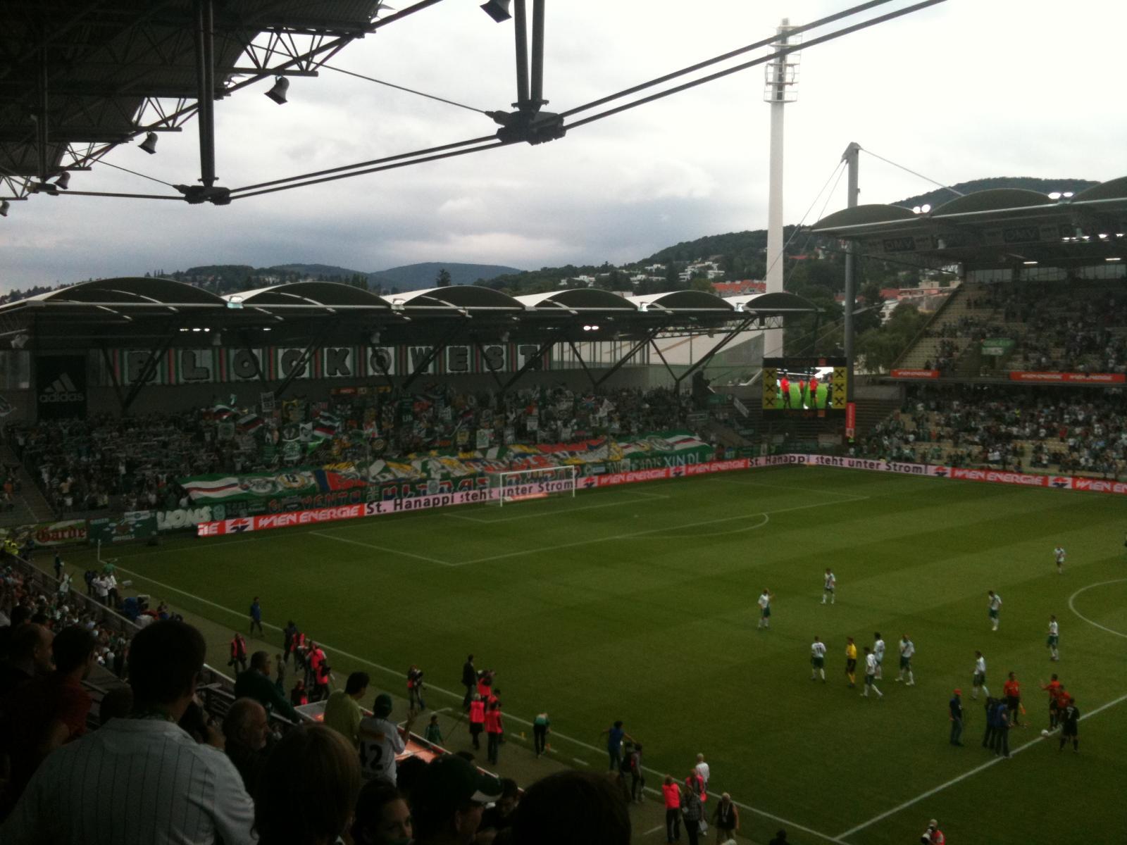 Rapid Wien -  Beroe Stara Zagora