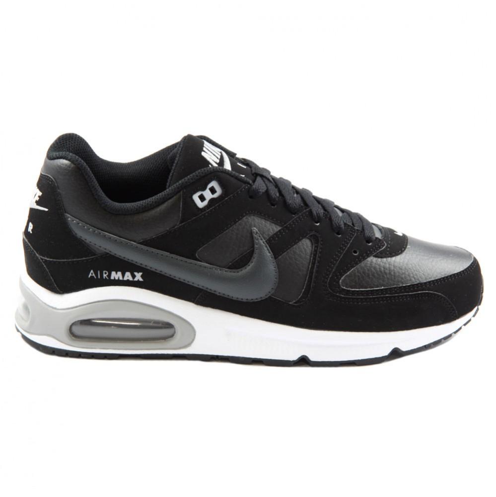 2797 Nike Sneaker Command Black Dark Grey 409998002