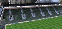 Weststadion Gegentribüne