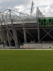 Bau Weststadion