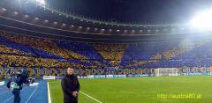 Choreo gegen Atletico 2