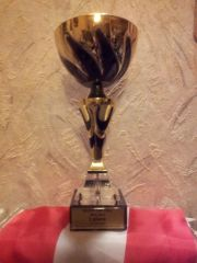 Baltic Cup Trophy