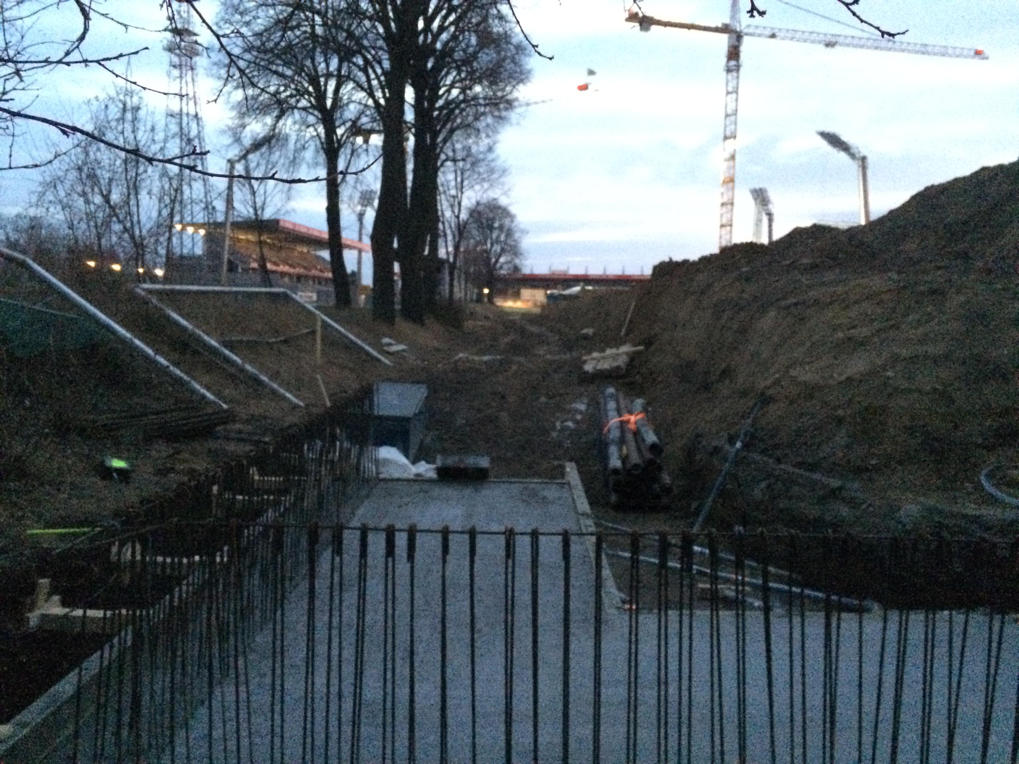 Infrastrukturstar Projekt Seite 343 Fk Austria Wien