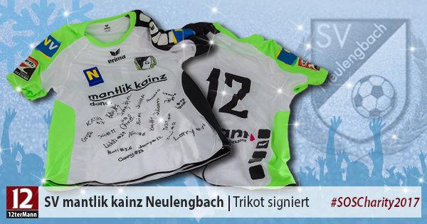 Signiertes matchworn Trikot Sonja Hickelsberger (SV mantlik kainz Neulengbach)