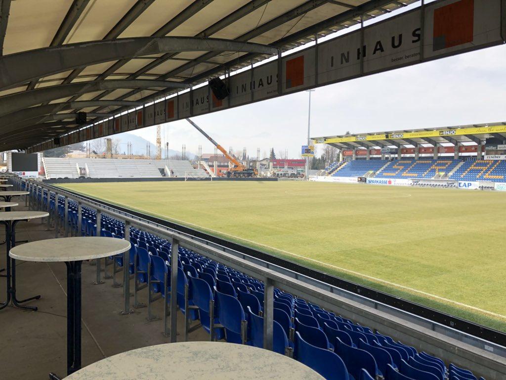 Stadion Schnabelholz Seite 127 Sc Rheindorf Altach