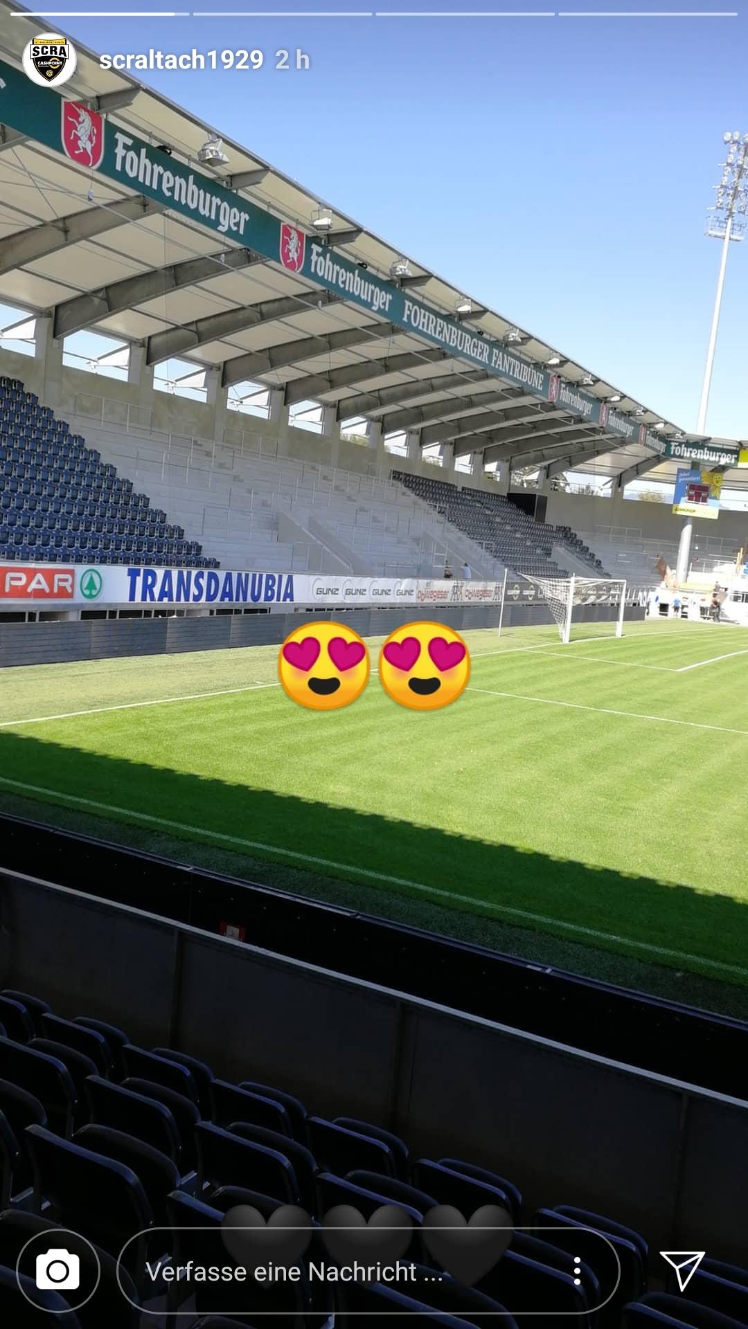 Stadion Schnabelholz Seite 151 Sc Rheindorf Altach
